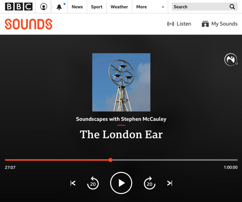 BBCSoundsLondonAtoGJune2019